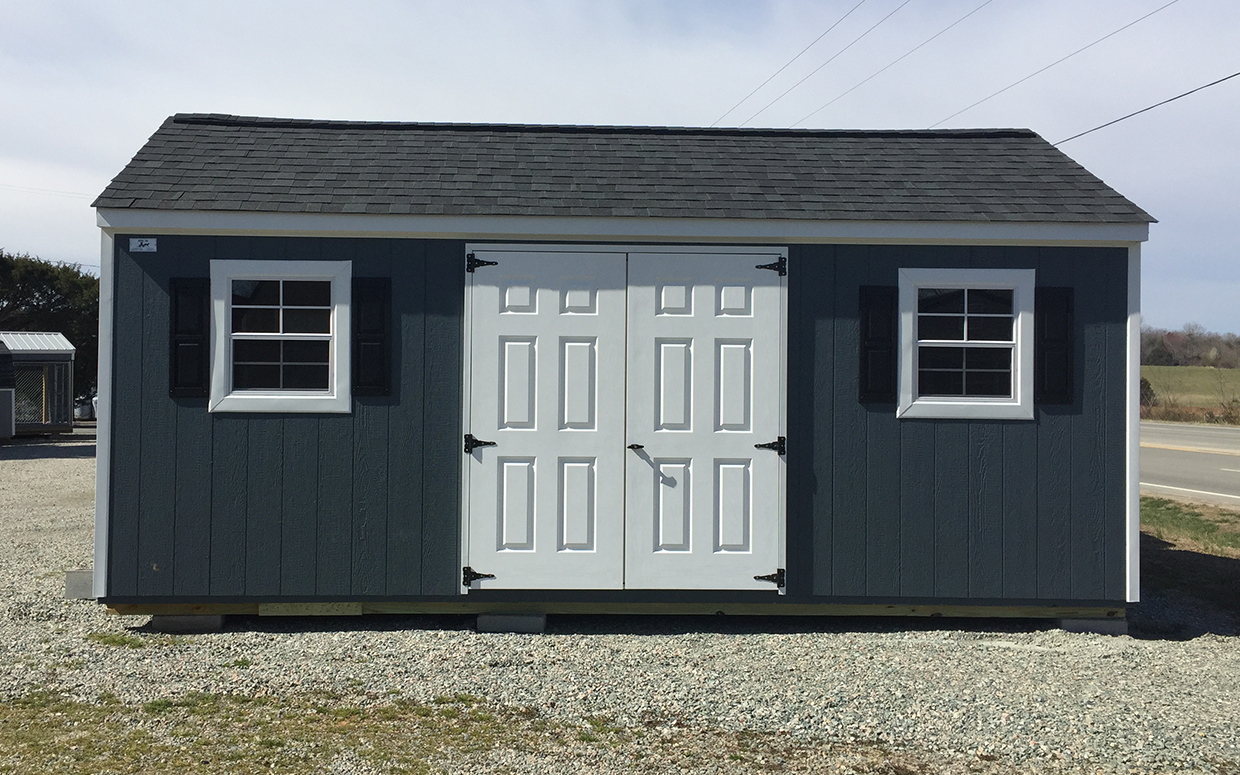 Buggy Top Utility Barns And Sheds